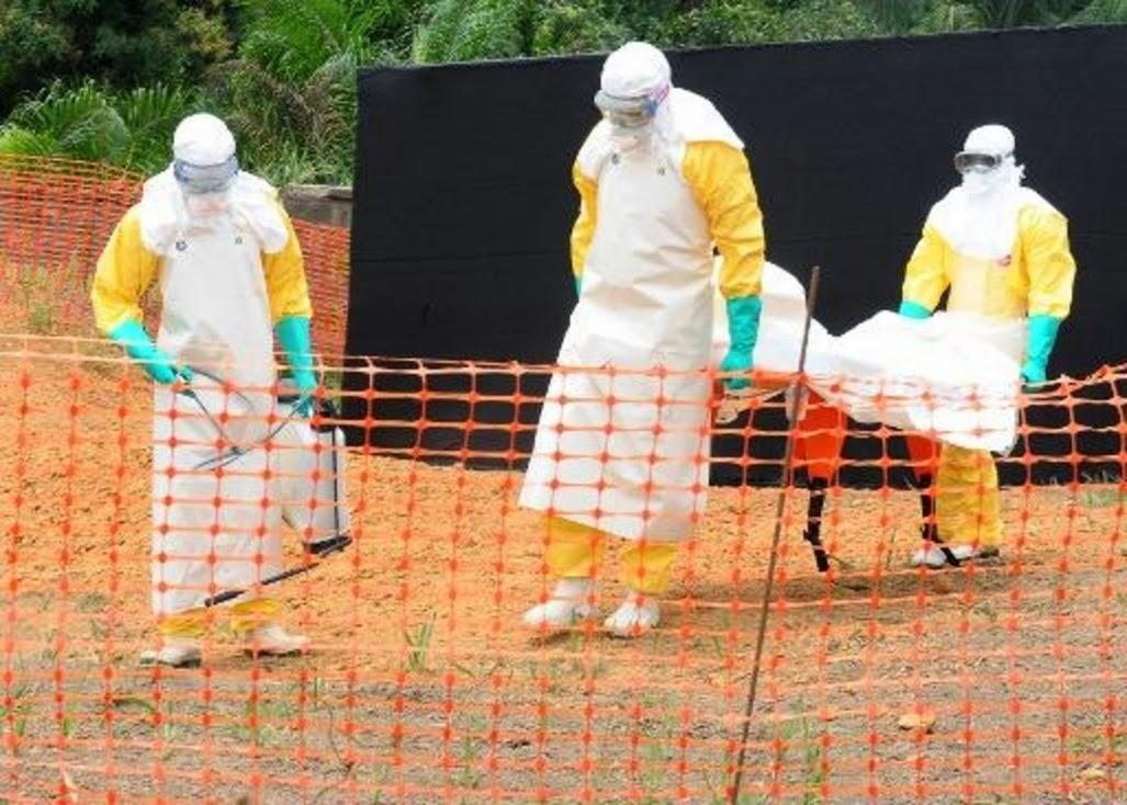 Coronel Von Rohaut: Lucha contra el Ebola