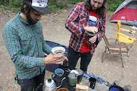 big sur camping slow train coffee roaster