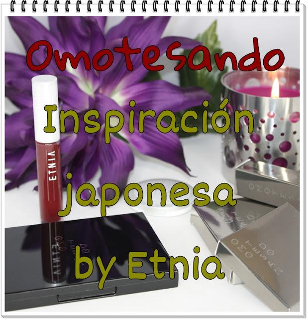 Omotesando, inspiración japonesa by Etnia