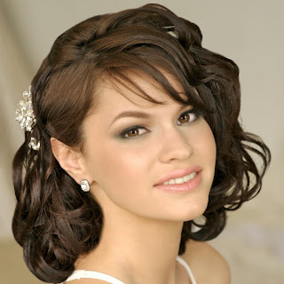 Wedding Party Hairstyles on Bridal Party Hairstyles