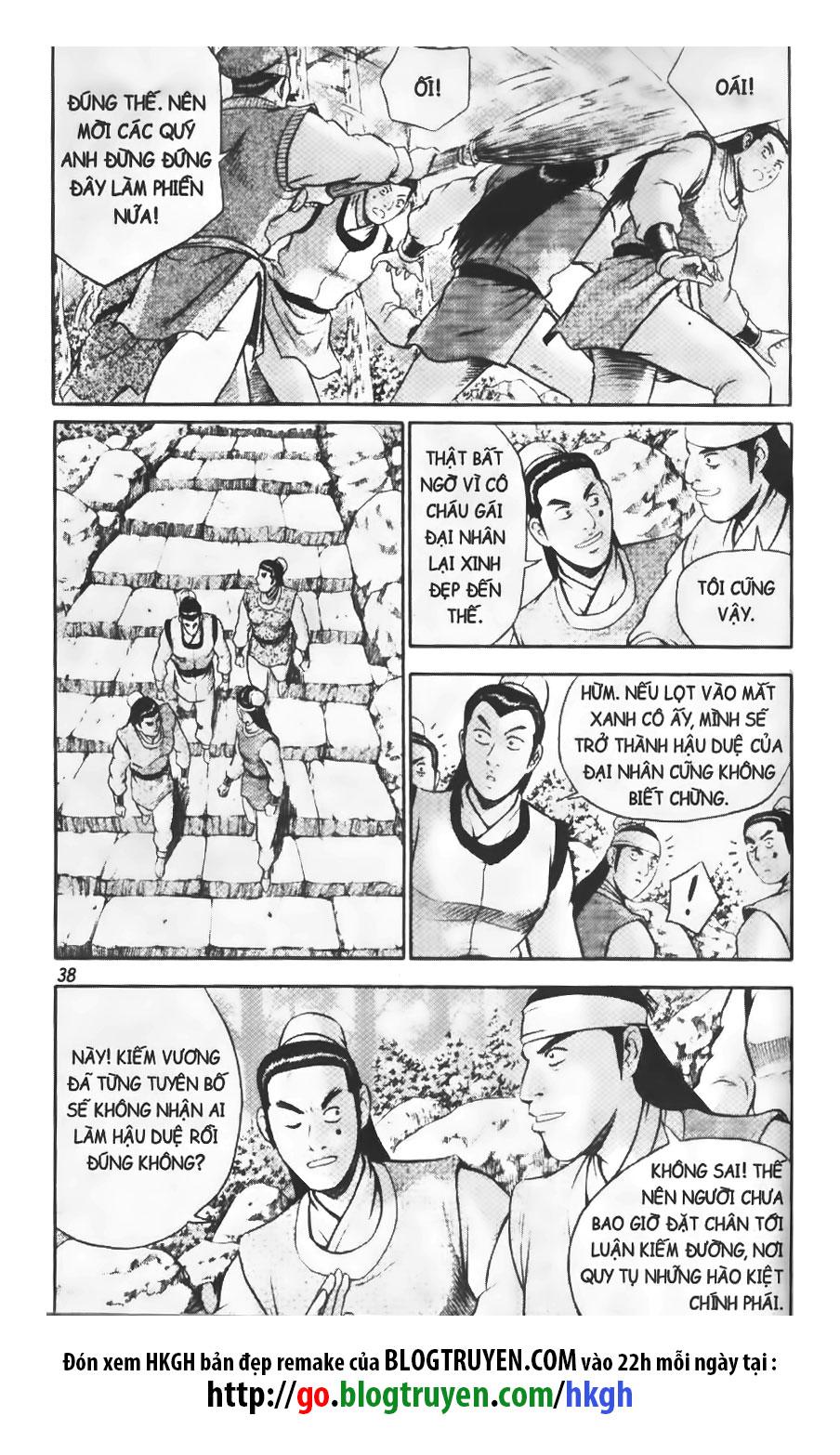 Hiệp Khách Giang Hồ chap 310 Trang 11 - Mangak.info