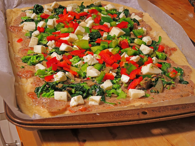 Veggie pizza ideas