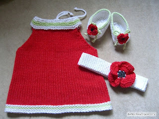 bebek çocuk örgüleri, örgü bebek elbisesi