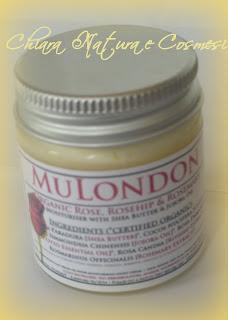Organic Rose, Rosehip & Rosemary - MuLondon