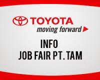 Lowongan Kerja PT Toyota Astra Motor Tingkat D3, S1 Terbaru 2015 - www.infloker.com