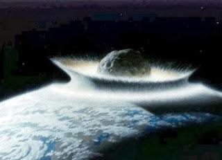 Bumi Pernah Dihantam Komet