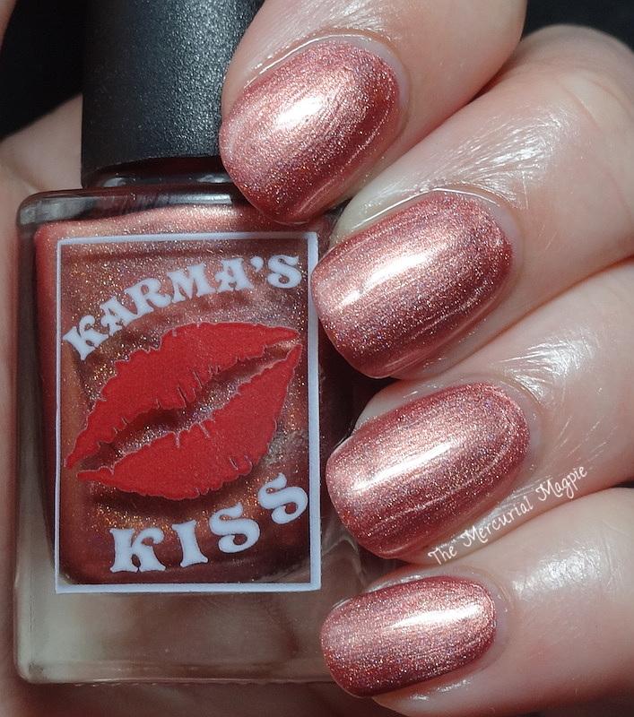 Karma's Kiss Pennies For Your Karma?