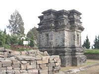 Sejarah Candi Dieng Wonosobo - Candi Gatotkaca