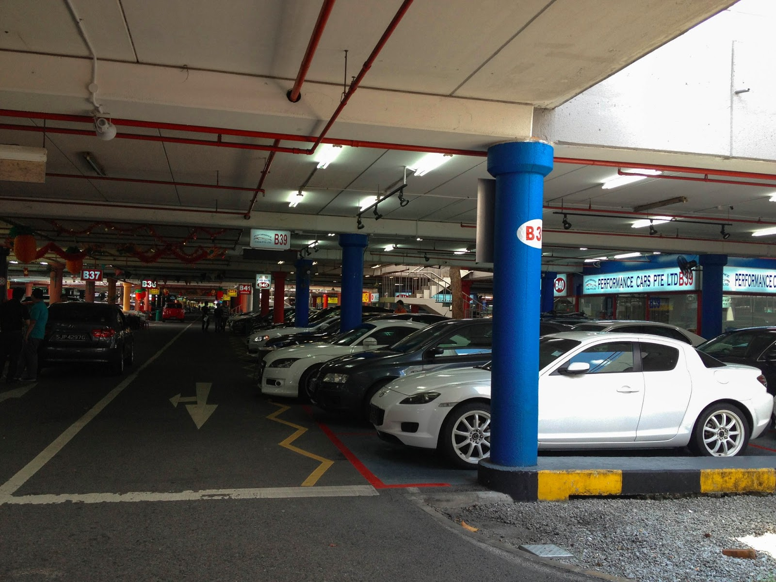 Used Cars Singapore Turf City