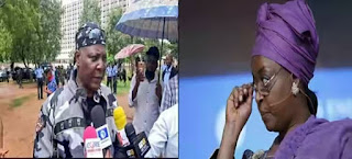 Charly Boy To Hit The Streets To Protest For Diezani Alison-Madueke's Extradition