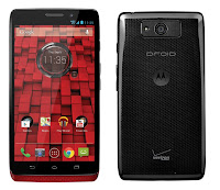 Motorola Droid Ultra Red & Black