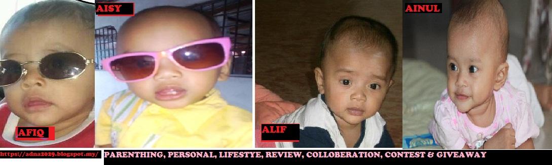 IbU AinUl,ALiF, AiSy & AfiQ