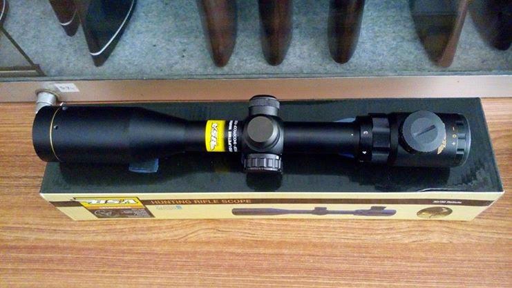 Teleskop dengan laser teleskop senapan angin waterproof