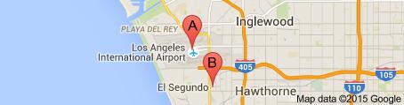 Dirección: 1 World Way, Los Angeles, CA 90045, Estados Unidos