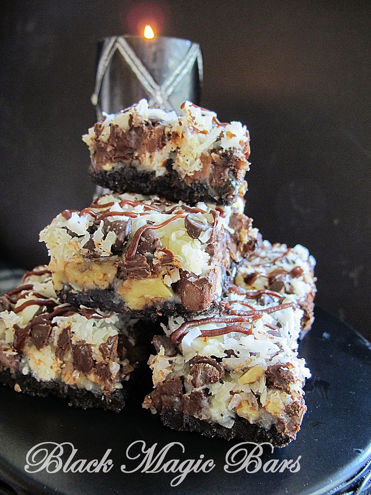 Black Magic Bars