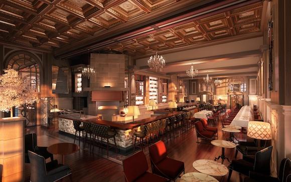 Oak Room Bar Plaza Hotel