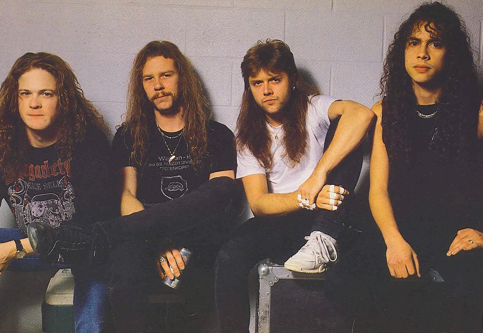 Documentales de Metallica