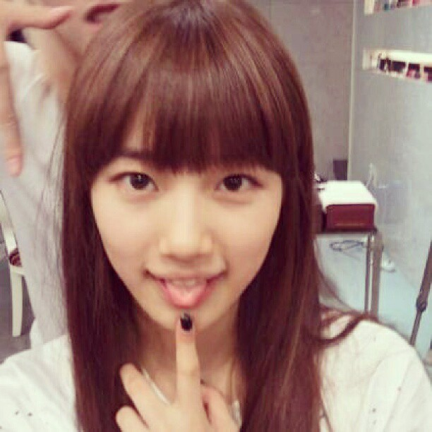 SELCA BAE SUZY Adorable Cute Face