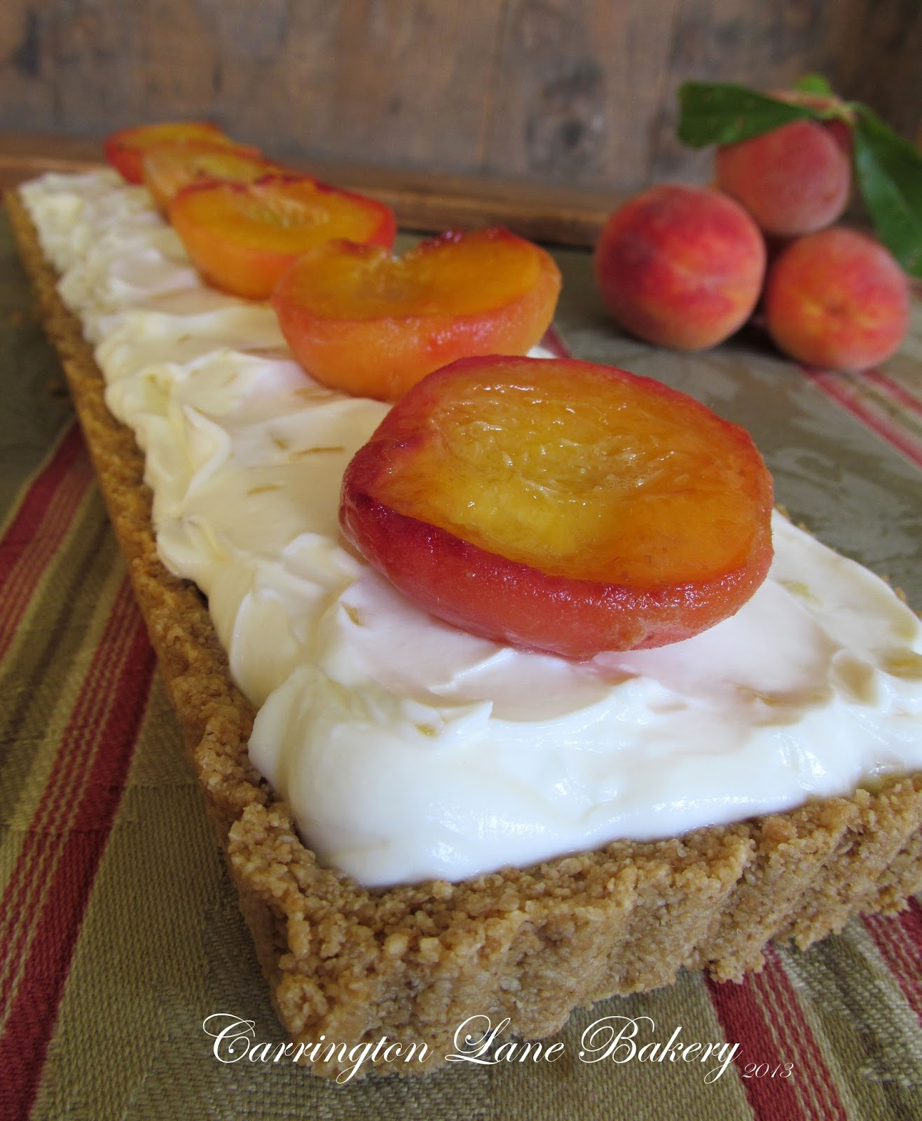 summer peaches deliciously sweet and delightfully juicy peaches are ...