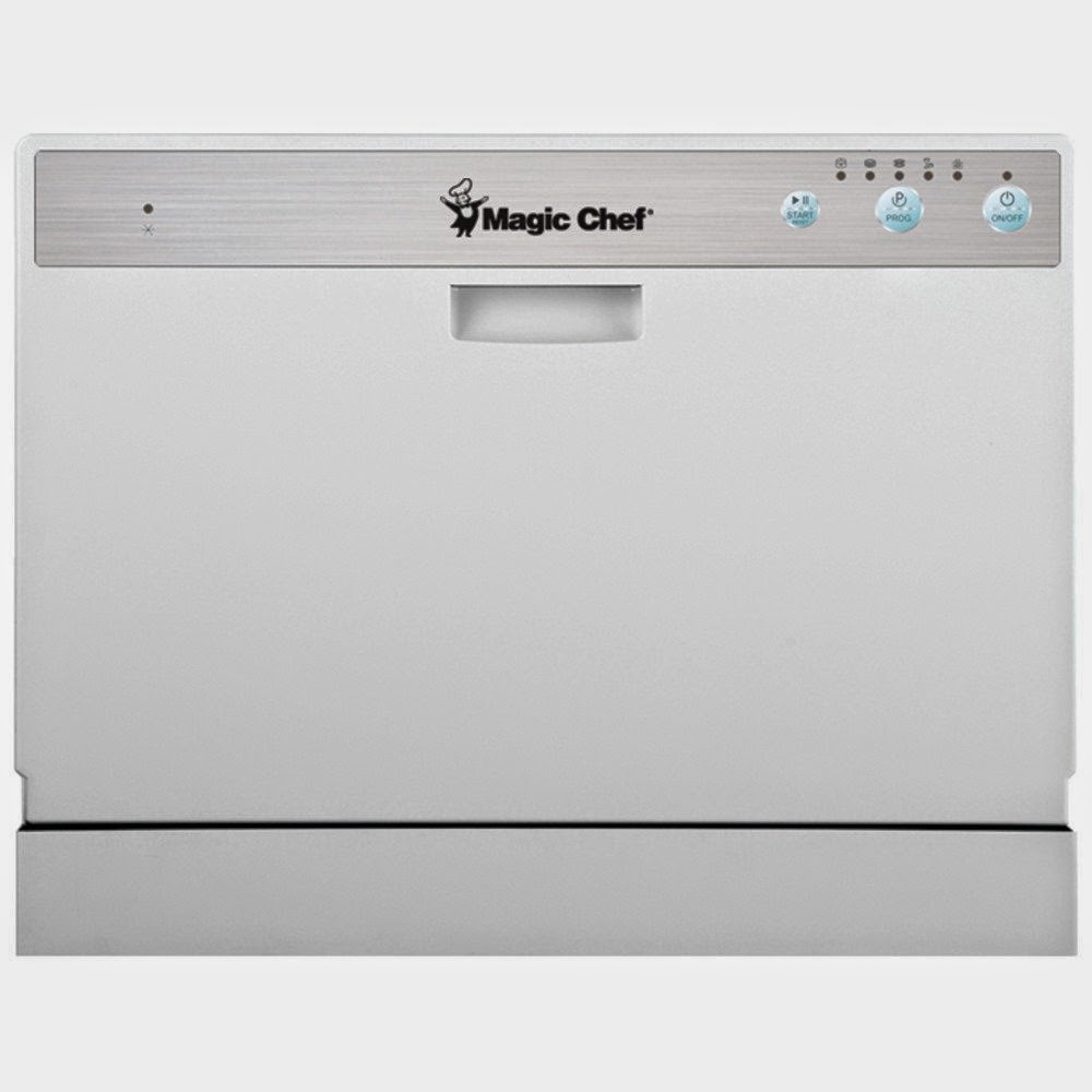... chef mcscd6w1 countertop dishwasher white midea arctic king countertop