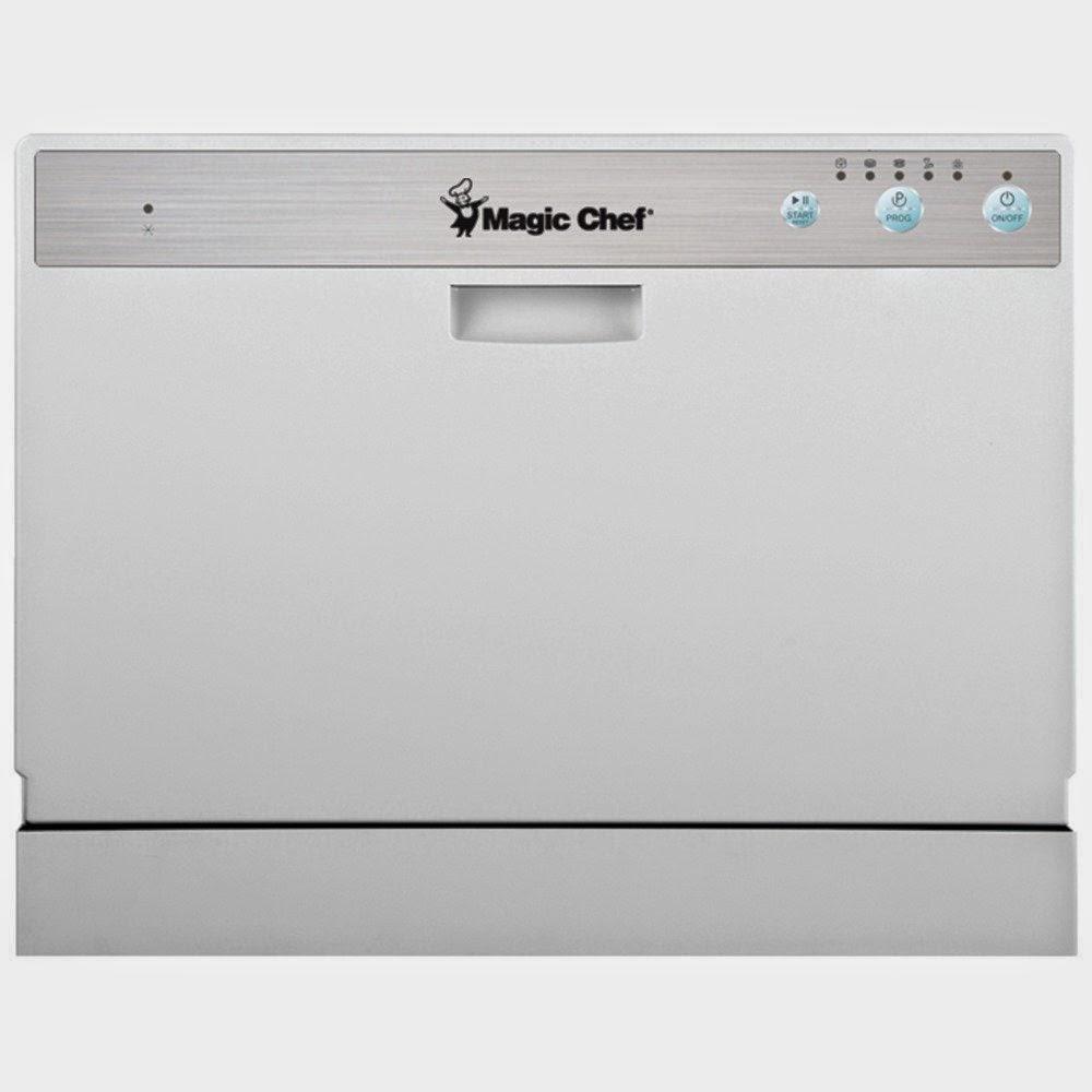 magic chef mcscd6w1 countertop dishwasher - Cheap Dishwashers