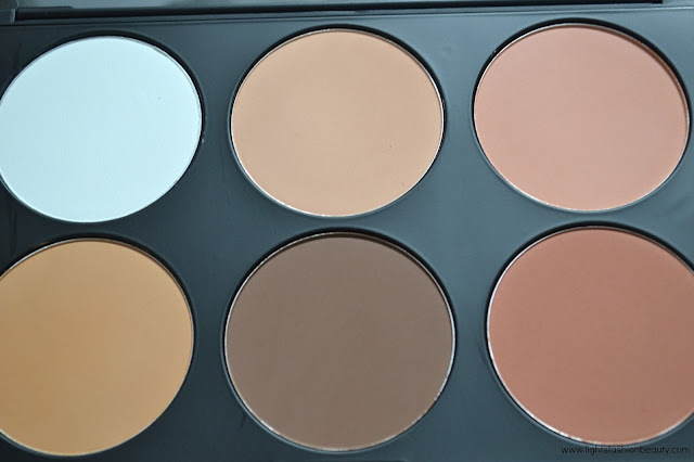 BH Cosmetics Contour & Blush 2 Palette, bh cosmetics contour palette, affordable contour palette,  lightsfashionbeauty, canadian blogger, montreal blogger