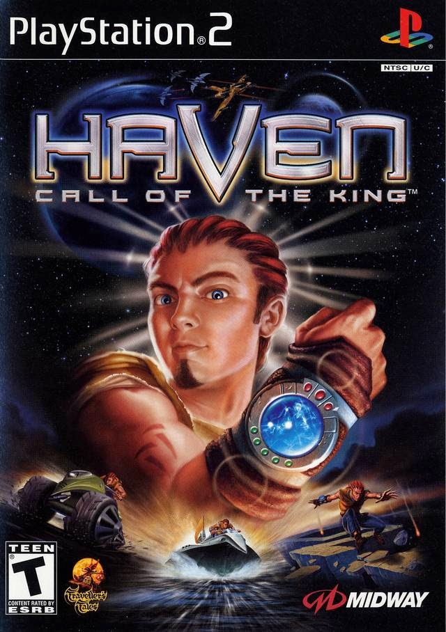 HAVE: CALL OF THE KING