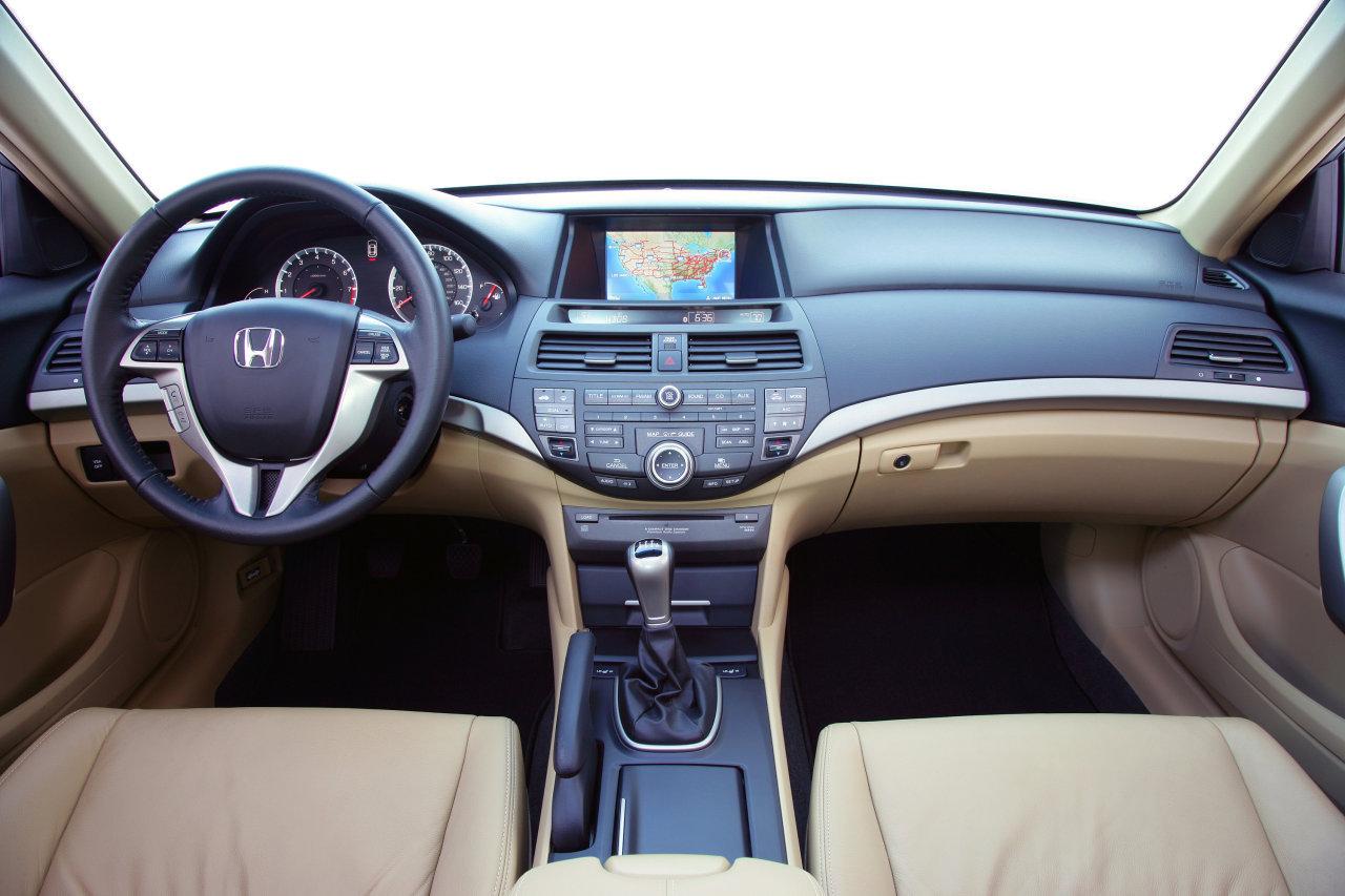 Accord Coupe Interior