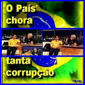 O PAÍS CONTRA A CORRUPÇÃO NO BRASIL;;;;