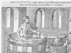 Arquímedes y el infinito