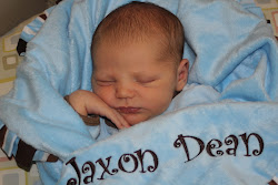 Jaxon Dean 2 Weeks Old