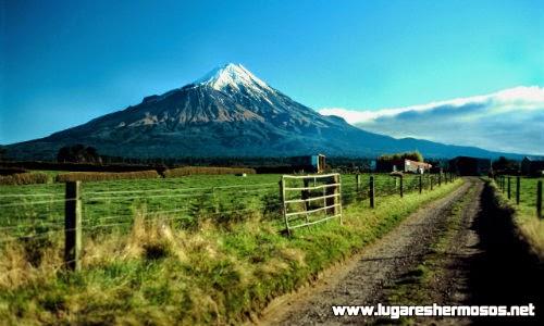 Lugares hermosos para visitar en Nueva Zelanda