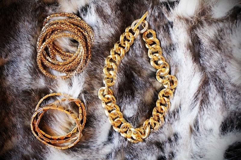 primark accessori lowcost collana oro catena girocollo bracciali oro