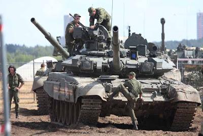Rusia Tutupi Jumlah Kematian Militer di Suriah Tapi Fakta Tidak Bisa Di Bohongi