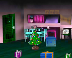 Escape from Ruby room - Christmas