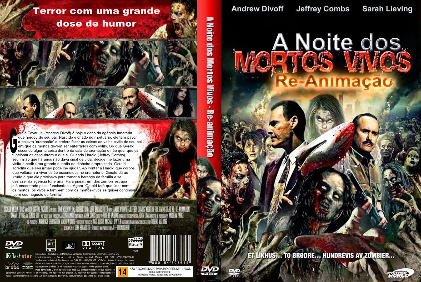 Filme Mortos Vivos with regard to sergipe capas: a noite dos mortos vivos