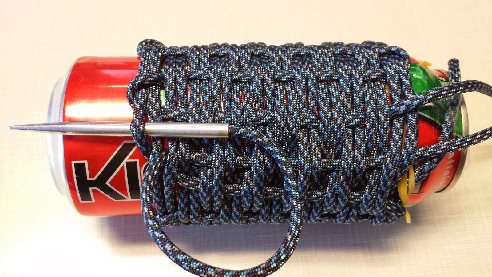My favorite stripper paracord pouch for Paracord case