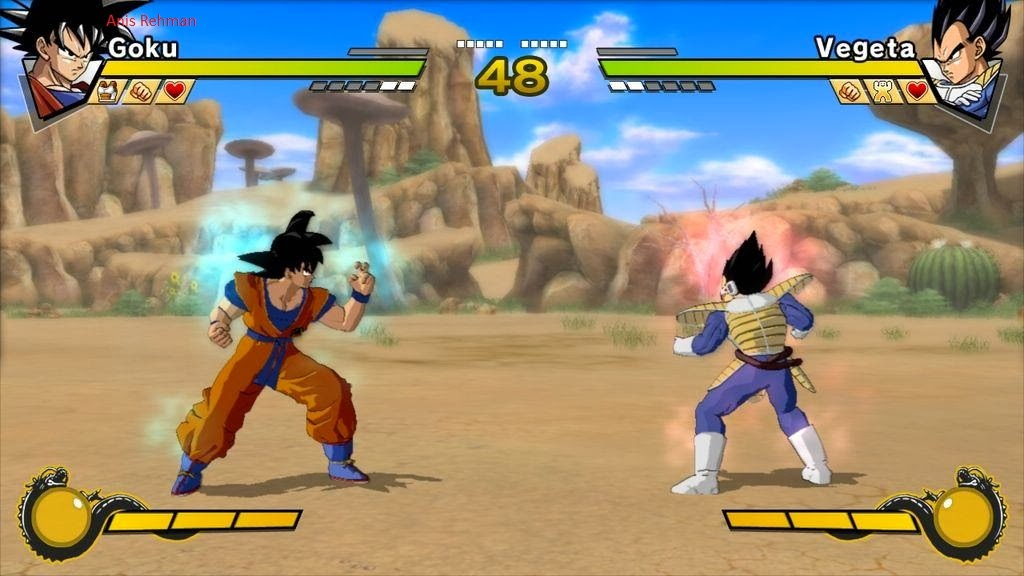 dbz online fighting games