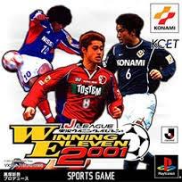 Winning Eleven 2001 - PS1 - ISOs Download