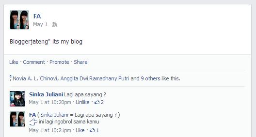 Script Bot Respon Comment Facebook Simsimi 2014
