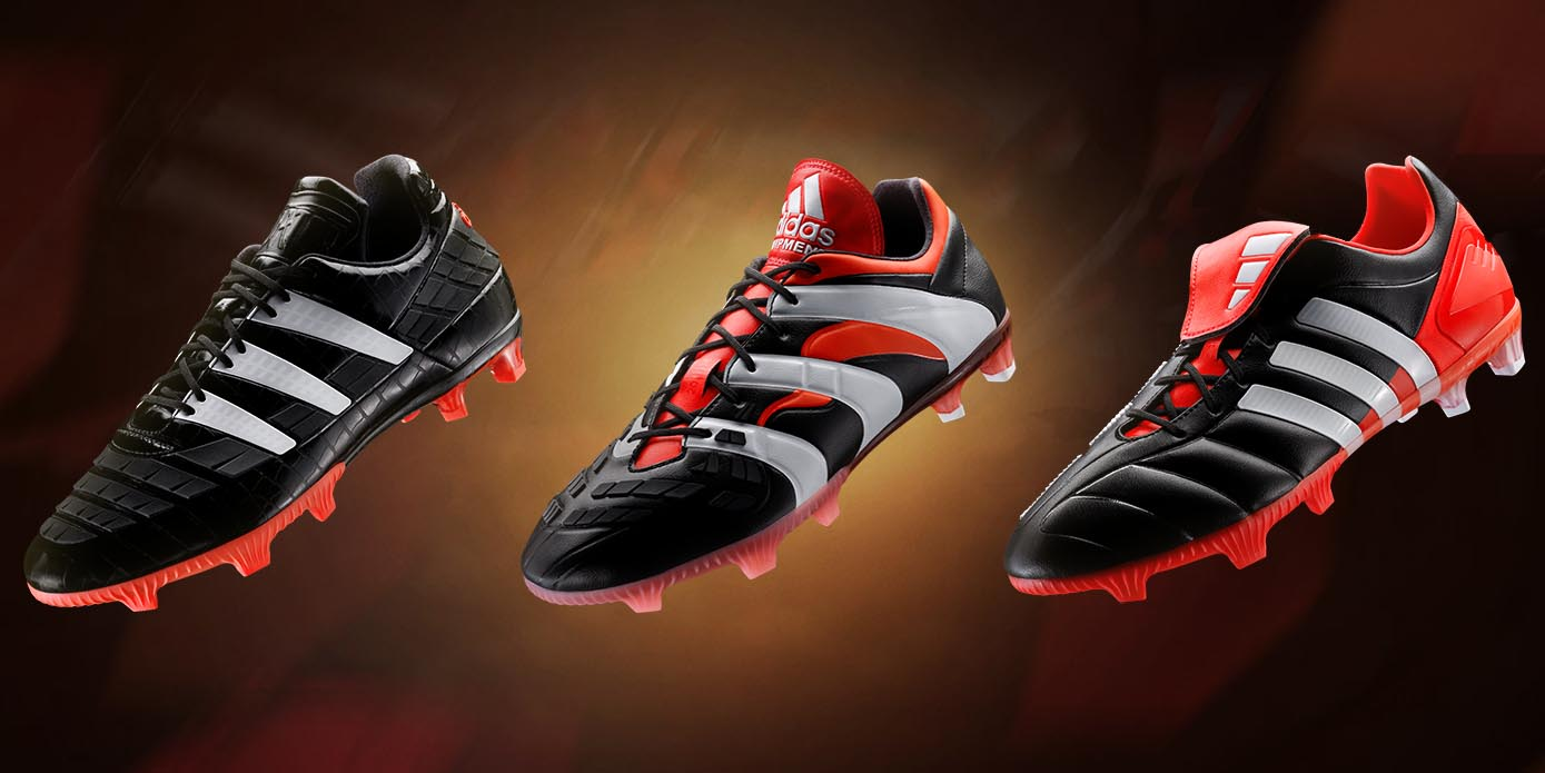 adidas history soccer cleats