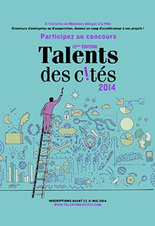 Talent des Cités 2014