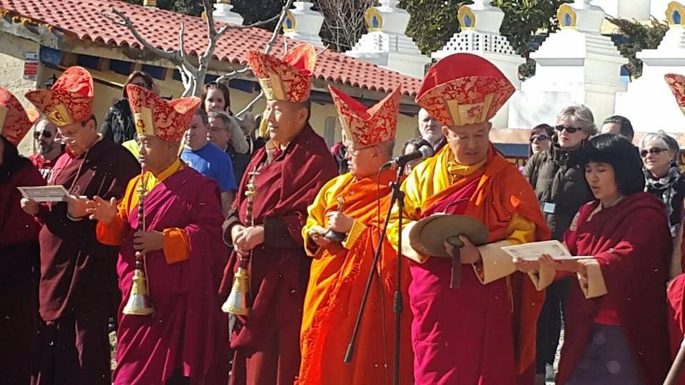 Losar Año Nuevo Tibetano 2015
