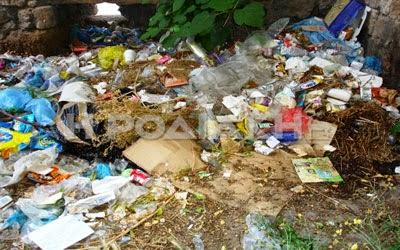 Rodos. Τα σκουπίδια και τα αγριόχορτα έχουν εξαφανίσει τις ομορφιές της Ρόδου