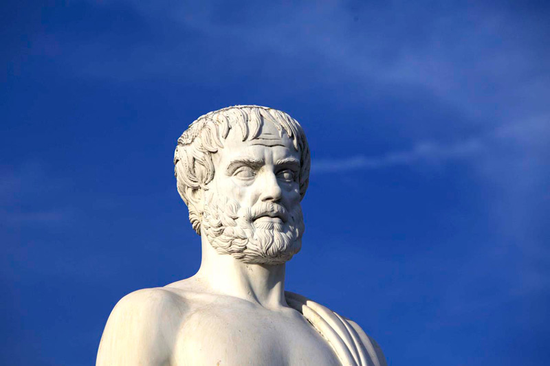 30 Precious Life Lessons By 10 Ancient Greek Philosophers - Aristotle