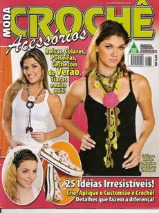 Revista Moda Croche Acessorios №89