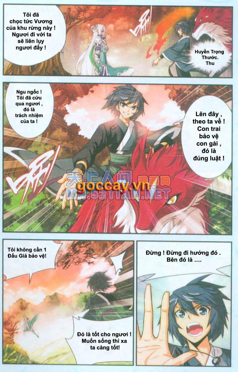 Đấu Phá Thương Khung chap 27 page 15 - IZTruyenTranh.com