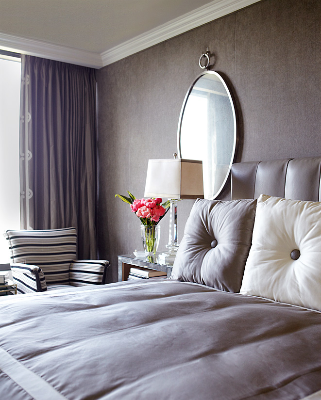 Mix and chic beautiful bedroom in every styles for Stunning bedroom wallpaper