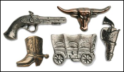 Rustic Drawer Pulls