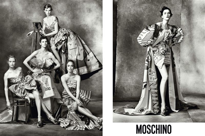 Moschino Fall/Winter 14-15